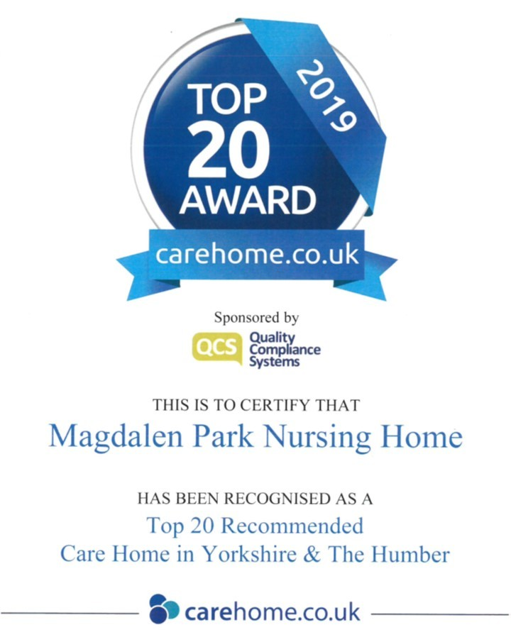 Carehomes Top 20